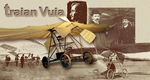 Traian Vuia - pionier al aviației mondiale